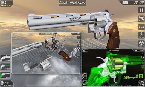 Gun Disassembly 2 Android