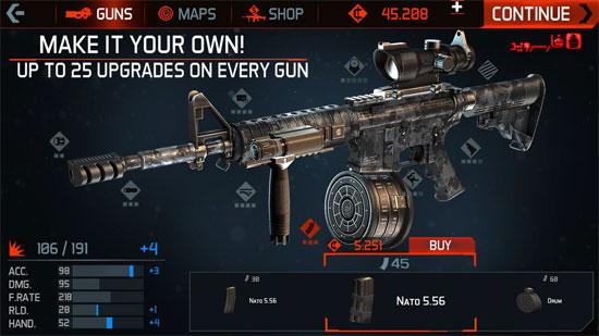 """دانلود Gun Master 2 - بازی شبیه سازی تیراندازی """"استاد تفنگ 2"""" اندروید + دیتا"""