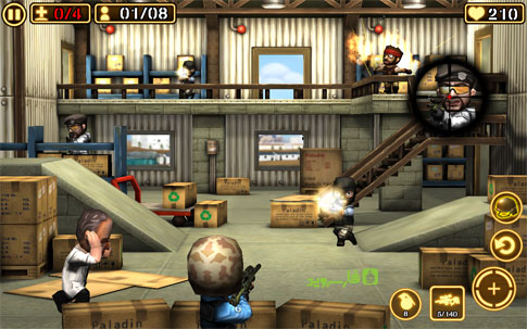 Gun Strike 2 Android - بازی اندروید