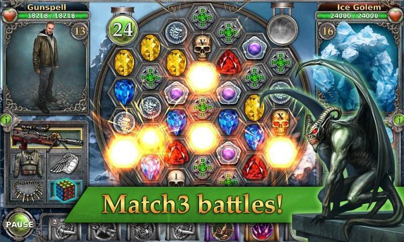 Gunspell Android - بازی جدید اندروید