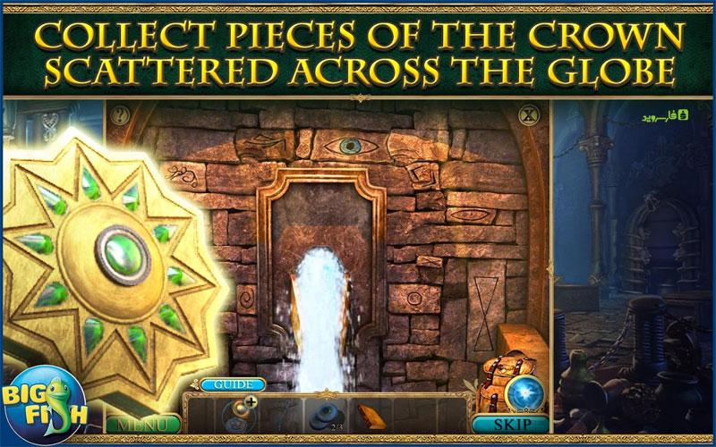 دانلود HE: The Crown of Solomon Full 1.0 – بازی ماجراجویی خارق العاده تاج سلیمان اندروید + دیتا