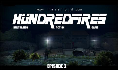 دانلود HUNDRED FIRES : EPISODE 2 - بازی صد آتش : اپیزود 2 اندروید!