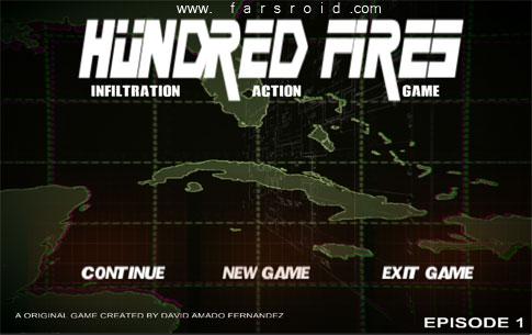 دانلود HUNDRED FIRES : Episode 1 - بازی صد آتش : اپیزود 1 اندروید!