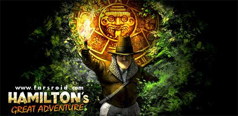 Hamilton's Adventure THD - بازی ماجراجویی اندروید