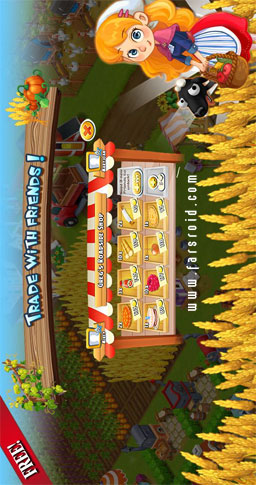 Happy Farm: Candy Day Android - بازی اندروید