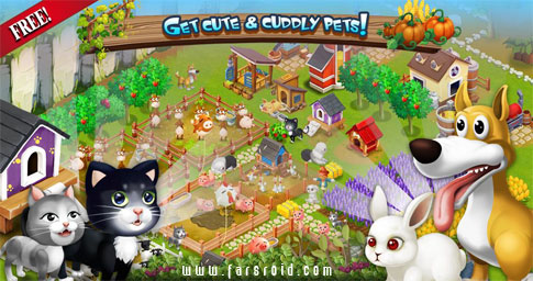 Download Happy Farm: Candy Day Android Apk - New Free Google Play