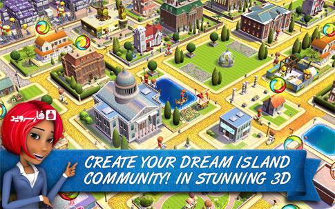 Harmony Isle Android - بازی جدید اندروید