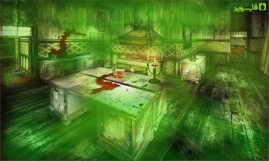دانلود Haunted Manor - Full Version - بازی ترسناک اندروید!