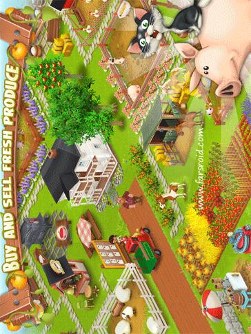 Hay Day 1 دانلود Hay Day 1.28.140 – بازی مزرعه داری و همچنین کشاورزی پرطرفدار آندروید – بدون مستلزم و نیاز به دیتا