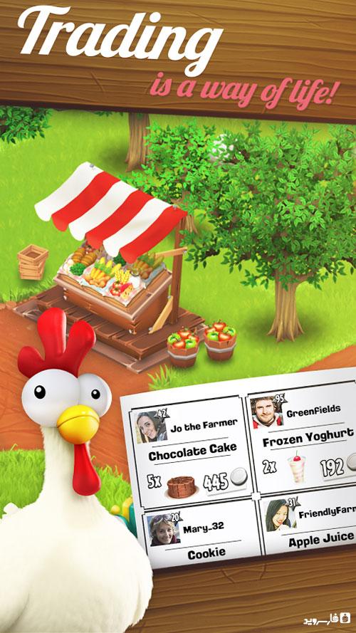 """دانلود Hay Day 1_46_150 – بازی مزرعه داری پرطرفدار """"هی دی"""" اندروید"""