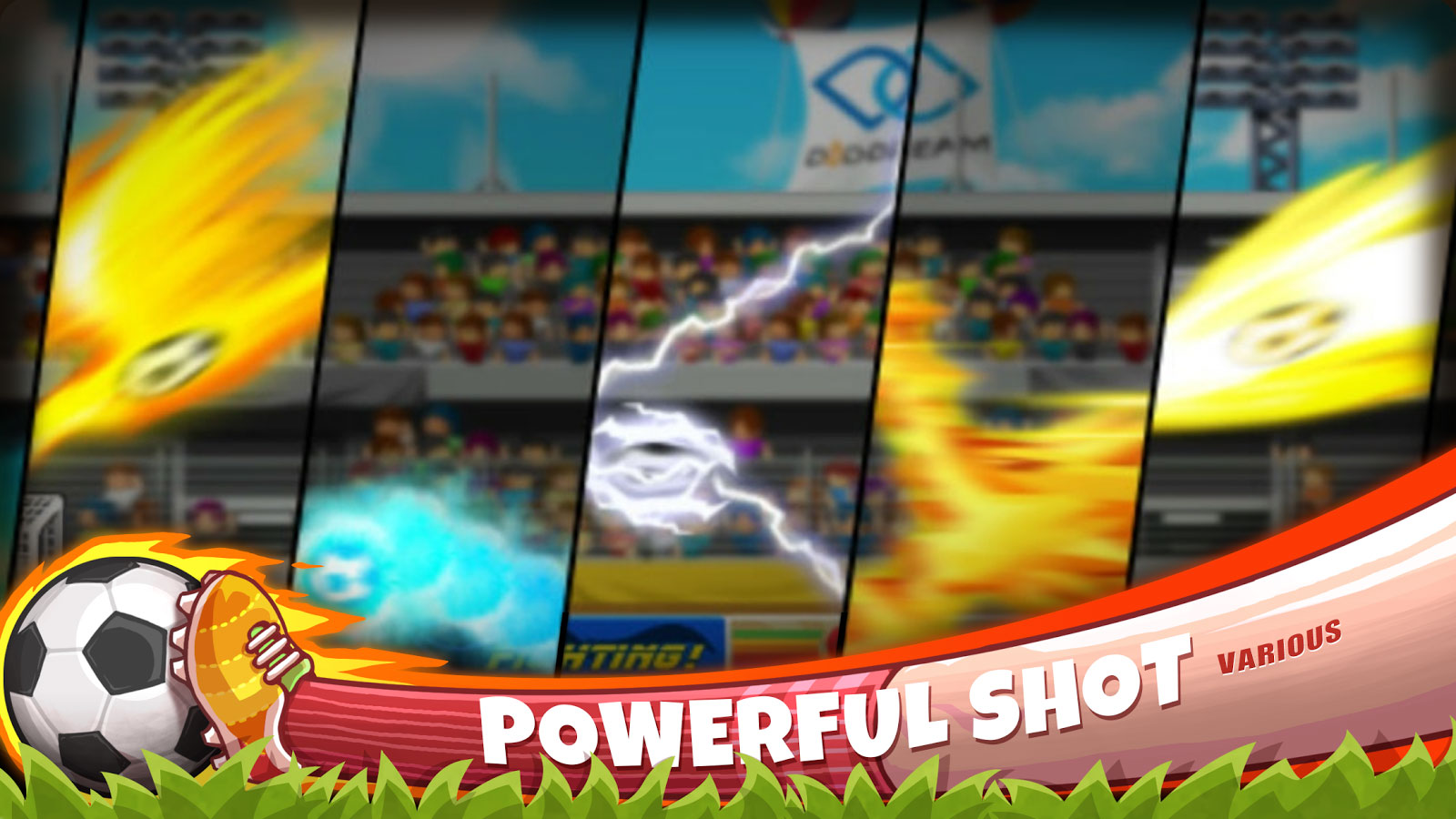 Head Soccer Android - بازی جدید اندروید