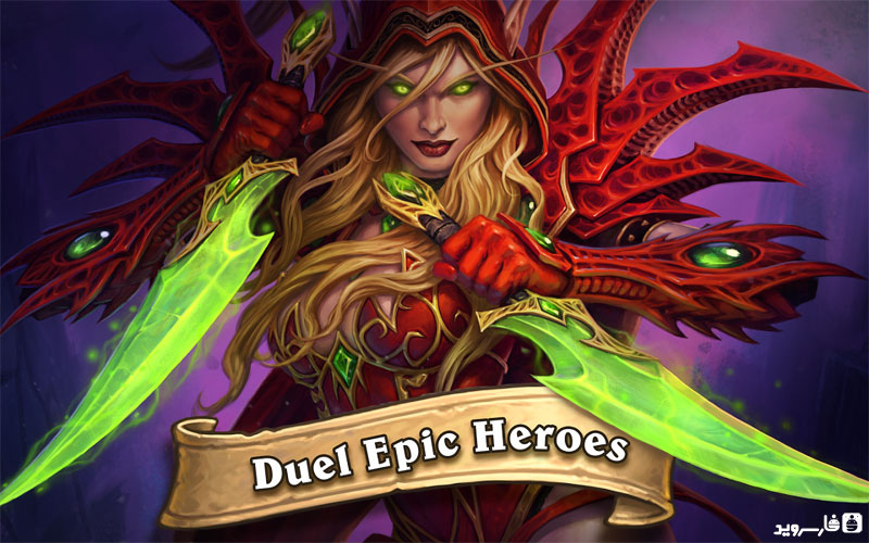 Download Hearthstone Heroes of Warcraft Android Apk + Obb SD - Google Play