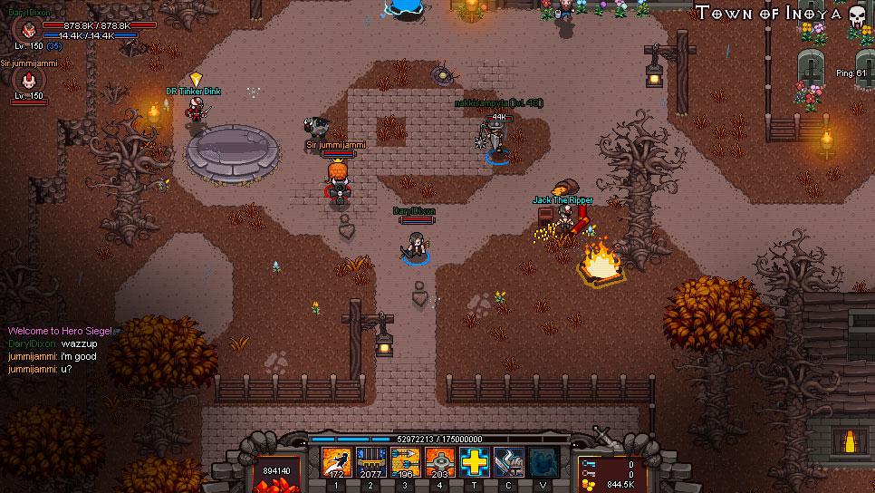 دانلود Hero Siege: Pocket Edition 3.2.5 – بازی نقش آفرینی اندروید + مود + دیتا
