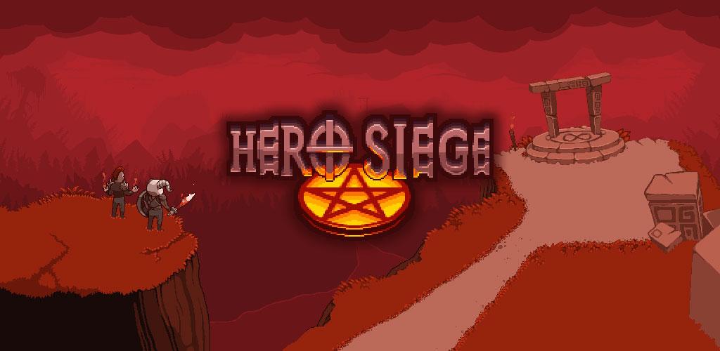 دانلود Hero Siege - بازی نقش آفرینی اندروید + دیتا
