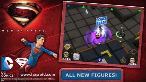 HeroClix TabApp Elite Android بازی اندروید جدید