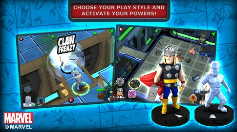 Download HeroClix TabApp Elite Android Apk + Obb - New FREE