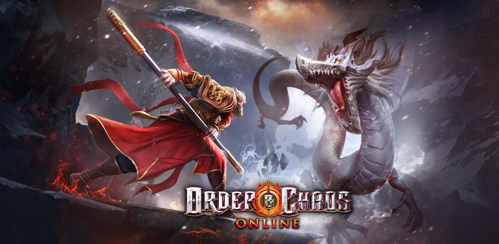 دانلود Heroes of Order & Chaos - بازی نظم و آشوب اندروید + دیتا