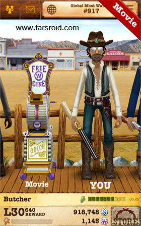High Noon 2 Android بازی اندروید