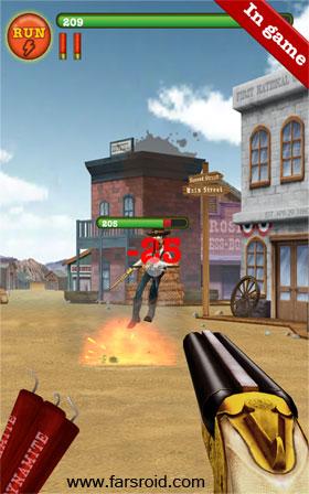 دانلود High Noon 2 2.4.0.48 – بازی سه بعدی تفنگی مولتی پلیر اندروید !