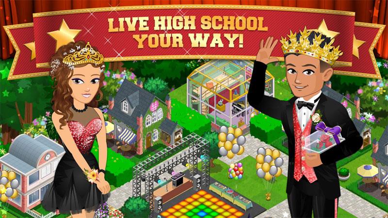 دانلود 5.4.0 High School Story – بازی داستان دبیرستان اندروید + مود