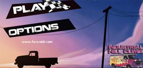 دانلود Hill Climb Industrial Racing - بازی ماشین سواری اندروید