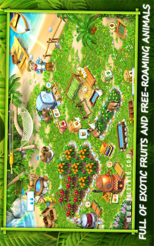 Hobby Farm HD Free Android - بازی اندروید