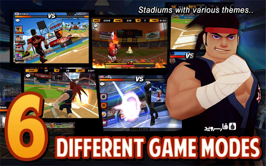 Download Homerun Battle 2 Android Apk - New FREE Google Play