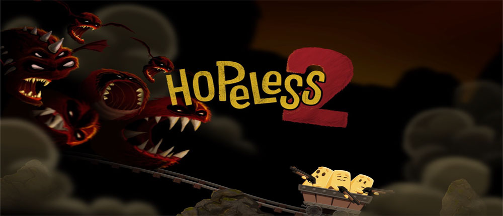دانلود Hopeless 2: Cave Escape - بازی مهیج نا امیدی در غار اندروید + مود