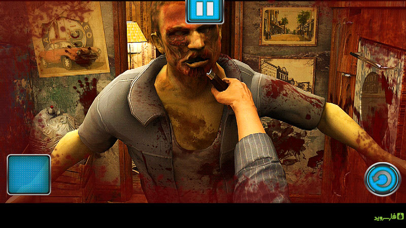 House of 100 Zombies Android