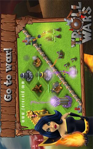 Hugo Troll Wars  - بازی انلاین اندروید