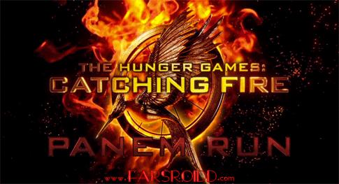 دانلود Hunger Games - Panem Run -بازی گرسنگی دوی بی نظیر اندروید