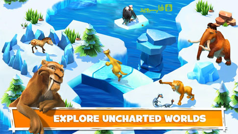 Ice Age Adventures Android - بازی اندروید