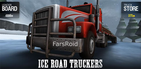 Ice Road Truckers Android