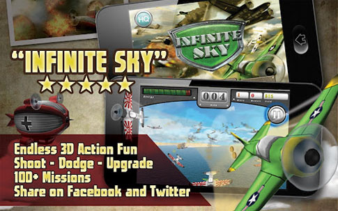 Infinite Sky Android