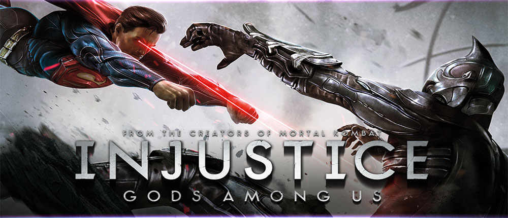 دانلود Injustice: Gods Among Us - بازی قهرمانی اندروید + دیتا + تریلر