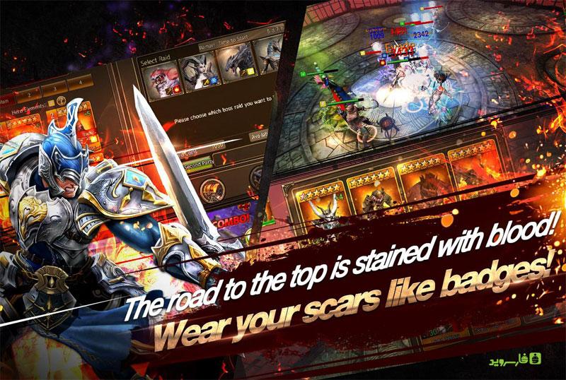 Iron Knights Android - بازی جدید اندروید