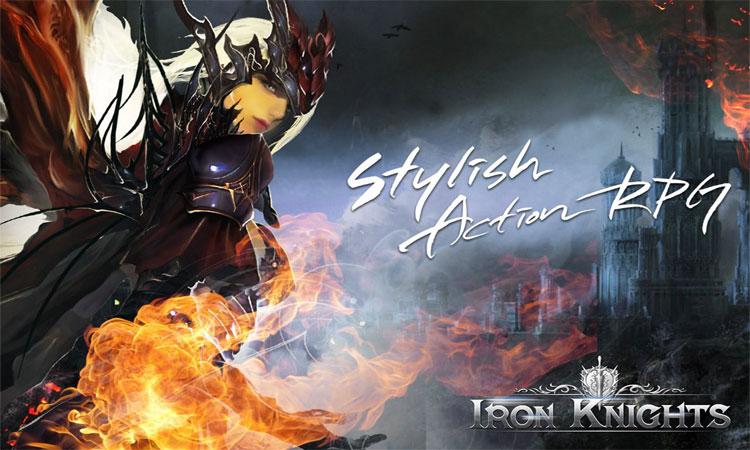 دانلود Iron Knights - بازی شوالیه های آهنی اندروید!