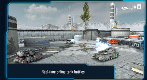 Iron Tanks Android