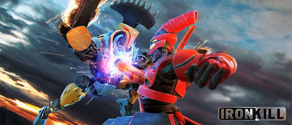 دانلود Ironkill: Robot Fighting Game - بازی مبارزه ربات ها اندروید + دیتا