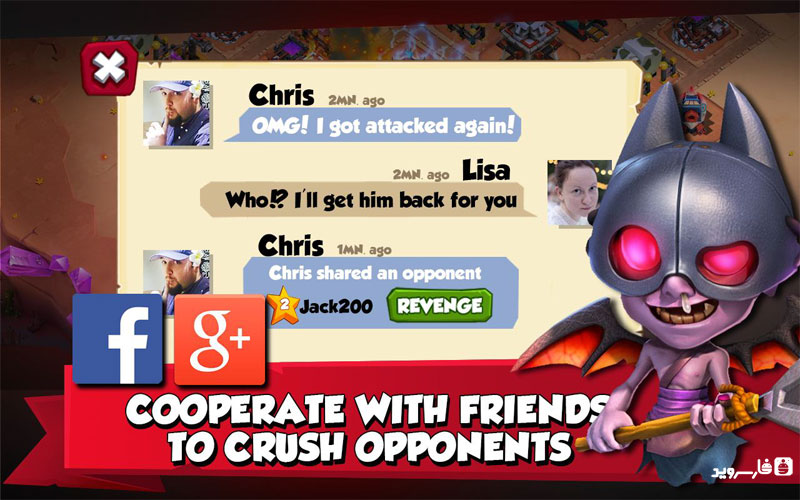 Island Raiders: War of Legends Android