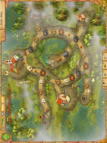 دانلود Island Tribe Free 1.0.2 – بازی استراتژیک آفلاین ساکنان جزیره اندروید + دیتا