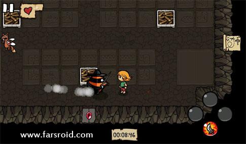 Ittle Dew Android Game - بازی Ittle Dew اندروید
