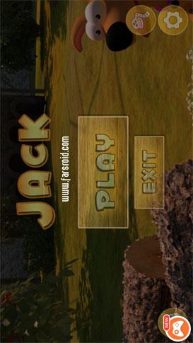 Jack 3D Android - بازی اندروید