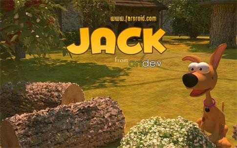 دانلود Jack 3D - بازی ماجراجویی فوق العاده زیبای جک اندروید + دیتا