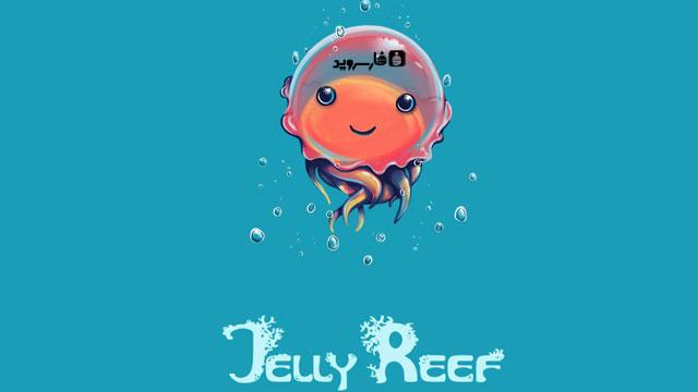 دانلود Jelly Reef - بازی خلاقانه ماهی ژله ای اندروید + دیتا