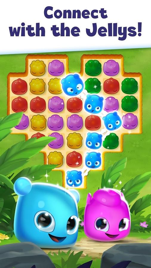 Jelly Splash Android - بازی اندروید