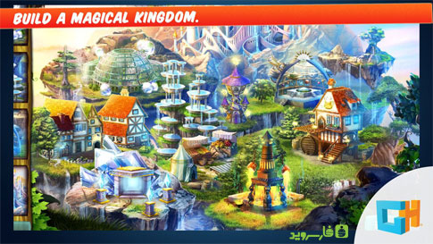 Jewel Legends: Magical Kingdom Android