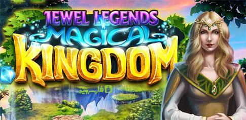 دانلود Jewel Legends: Magical Kingdom - بازی پازل اندروید + دیتا