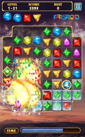 Download Jewels Star 2 Android Apk + Data