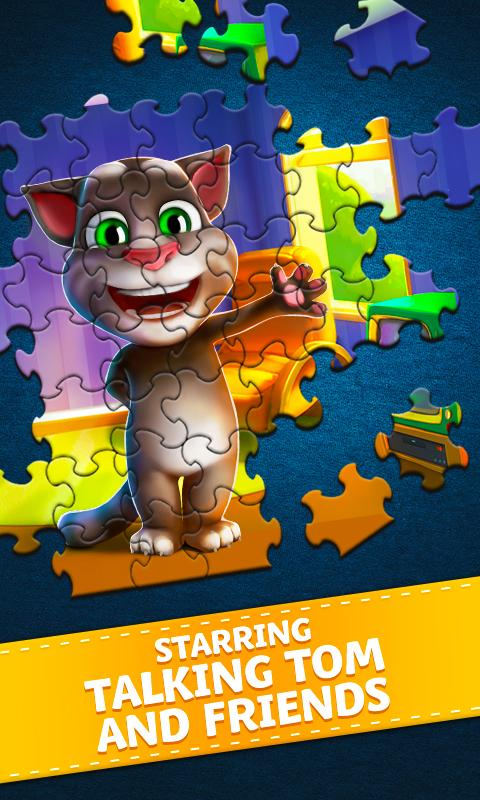 Jigty Jigsaw Puzzles Android - بازی اندروید